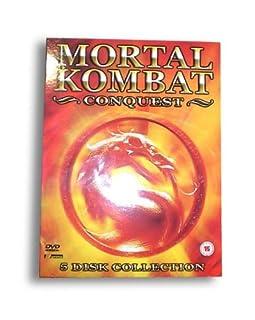 Mortal Kombat Conquest [5 DVDs]