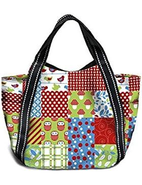 Herma 16001 Strandtasche, mehrfarbig