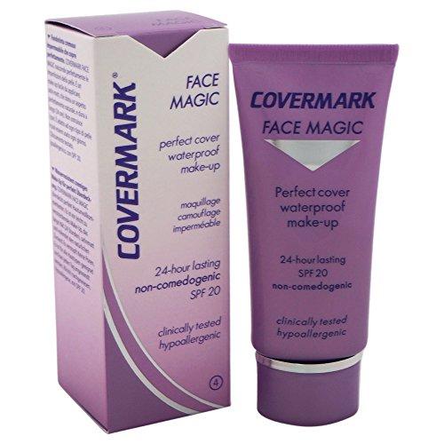 Covermark Face Magic Tubetto Fondotinta, Colore 4 - 30 ml