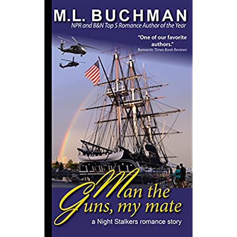 Man the Guns, My Mate (The Night Stalkers Short Stories Book 2) (English Edition)