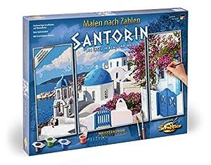 Simba Schipper 609260783 Santorin - Pintura por número