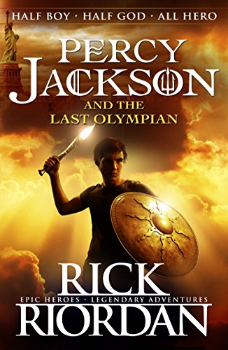Percy Jackson and the Last Olympian (Book 5) (Percy Jackson And The Olympians) by [Riordan, Rick]