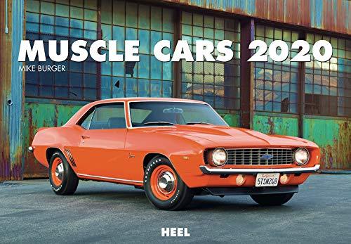 Muscle Cars 2020: Die spektakulärsten und schönsten Super-Cars
