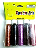 Anchor Glitter Powder In 5 Tubes---Craft...