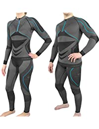 Skiunterwäsche Langarmshirt + lange Unterhose Polar Husky®