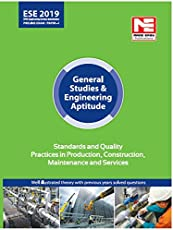 ESE (Prelims) 2019 Paper I: GS & Engineering Aptitude - Standards & Quality Practices in Production