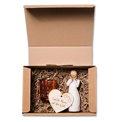 Geschenkbox 'Mama' für Muttertag Geburtstag Geschenk Geburtstagsgeschenk -