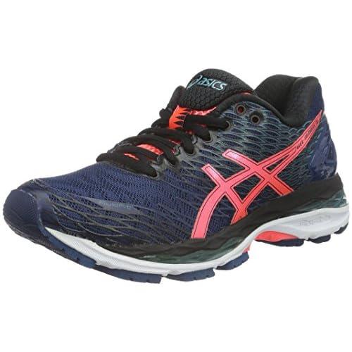 514APxSolEL. SS500  - ASICS Women's W's Gel-Nimbus 18 Running Shoes
