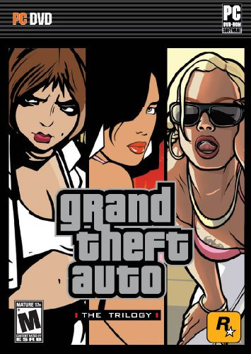Grand Theft Auto: The Trilogy (Grand Theft Auto 3 / Grand Theft Auto: Vice City / Grand Theft Auto: San Andreas) by Rockstar Games