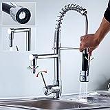 robinet mitigeur de cuisine avec douchette design bricolage. Black Bedroom Furniture Sets. Home Design Ideas