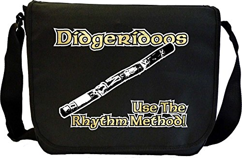 Didgeridoo Rhythm Method Expert - Sheet Music Document Bag Musik Notentasche MusicaliTee