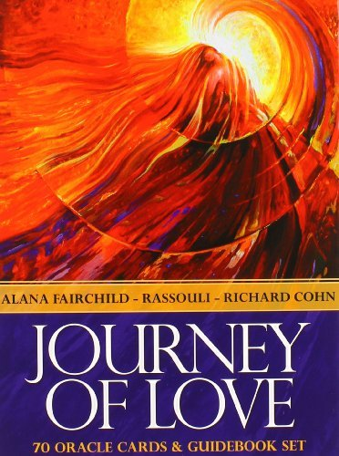 Journey of Love Oracle Cards by Alana Fairchild (2014-05-08)