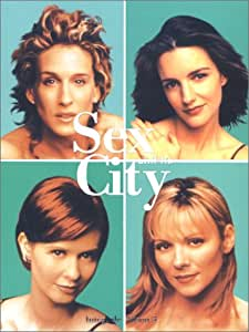 Sex and the City : L'Intégrale Saison 3 - Coffret 3 DVD
