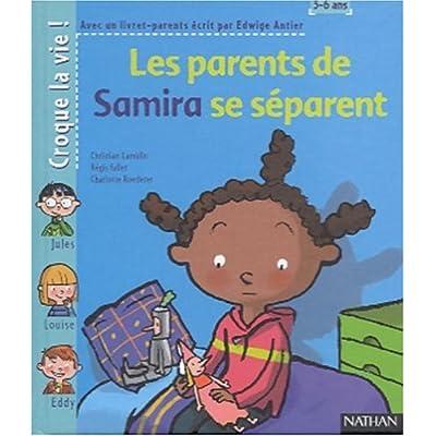Les Parents de Samira se séparent (1 livre + 1 livret-parents)