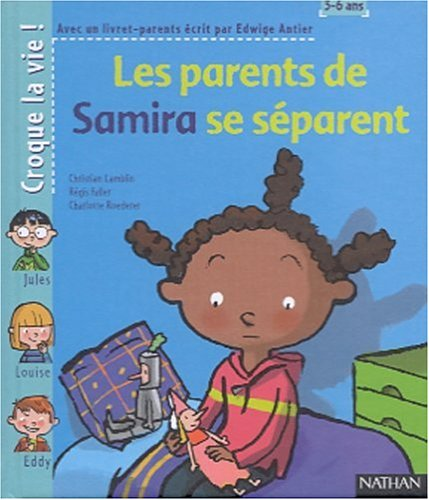 Les Parents de Samira se séparent (1 livre + 1 livret-parents)