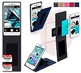Oppo Mirror 5s Hülle Cover Case in Blau - innovative 4 in