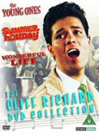 The Cliff Richard  DVD Collection  The Young Ones   Summer Holiday   Wonderful Life   DVD
