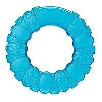 Playgro Yuvarlak Sulu Dişlik Mavi
