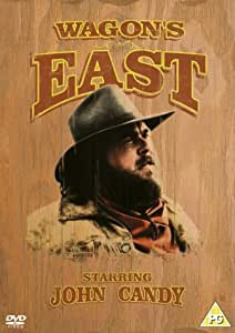 Wagons East [DVD] [1995]