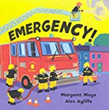 Emergency!: Board Book (Awesome Engines)