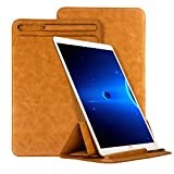 iPad Pro 11 Inch 2018 Leather Wallet Case with PU Leather, Danallc iPad