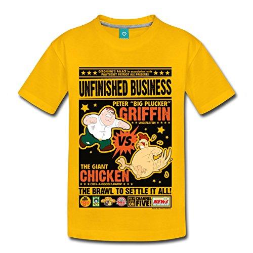 les-griffin-family-guy-peter-contre-poule-t-shirt-premium-ado-de-spreadshirtr-158-164-12-ans-jaune-s