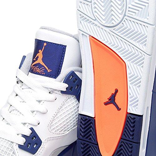 outlet store b94f9 e84b9 Nike Air Jordan 4 Retro GG, Scarpe da Corsa Bambina