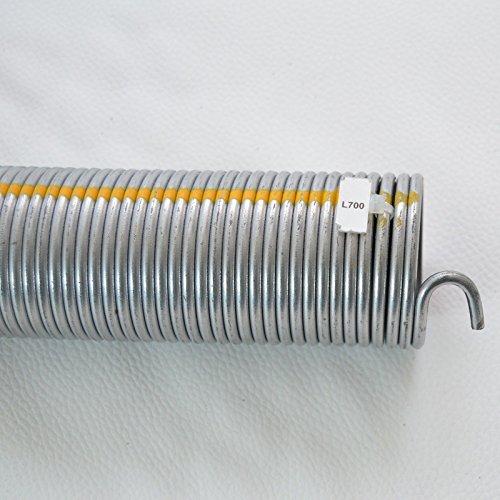 Preisvergleich Produktbild Torfeder Torsionsfeder für Hörmann Garagentor L700