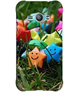 Clarks Printed Back Cover/Case For Samsung Galaxy J1 Ace