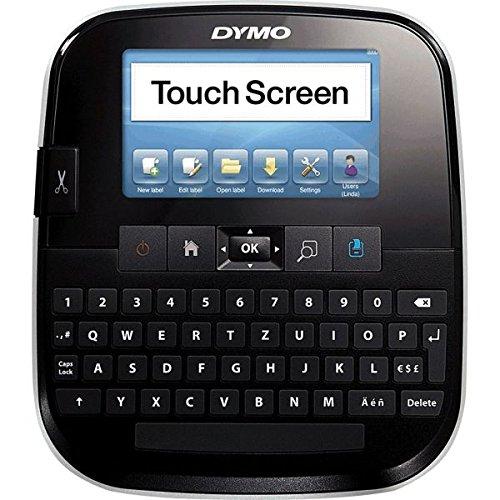 DYMO Beschriftungsgerät LabelManager 500TS,großer Touch-Screen,QWERTZ-Tastatur