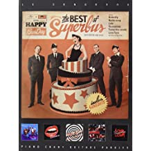 Superbus The Best Of Superbus Piano Vocal Guitar Book