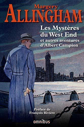 Les Mystères du West End et autres aventures d'Albert Campion