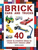 LEGO® builders, rejoice! The celebrated author of Brick City, Brick Wonders, Brick Flicks and Brick Vehicles is back with this new title that offers 40 original, ingenious, and unique buildable projects to make from LEGO pieces. In Brick Cars and Tr...