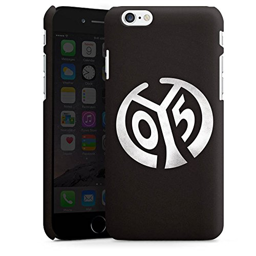Apple iPhone 7 Hülle Case Handyhülle 1. FSV Mainz 05 e.V. Fanartikel Bundesliga Fußball Premium Case matt