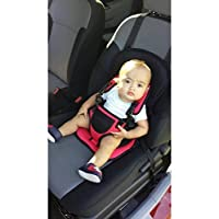 Other Portable Multi-Function Baby Car Safety Seat Chair Cushion [Red]