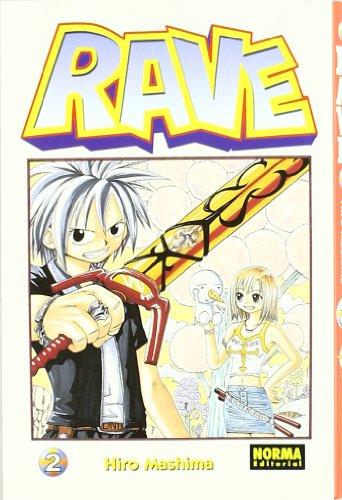 RAVE 02 (CÓMIC MANGA)