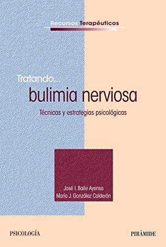 Tratando... bulimia nerviosa (Psicología)