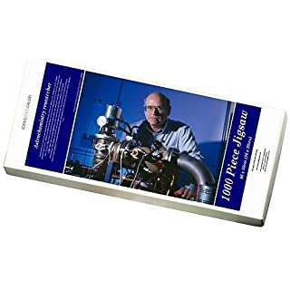 Media Storehouse 1000 Piece Puzzle of Astrochemistry researcher (6400267)