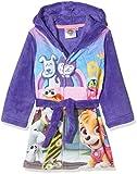 Nickelodeon Mädchen Bademantel Paw Patrol Pups at Play, Violett (Purple 18-3839TC), 3-4 Jahre