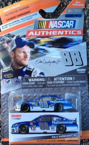 nascar-authentics-great-racers-dale-earnhart-jr-nationwide-die-cast-car-164-scale-by-nascar