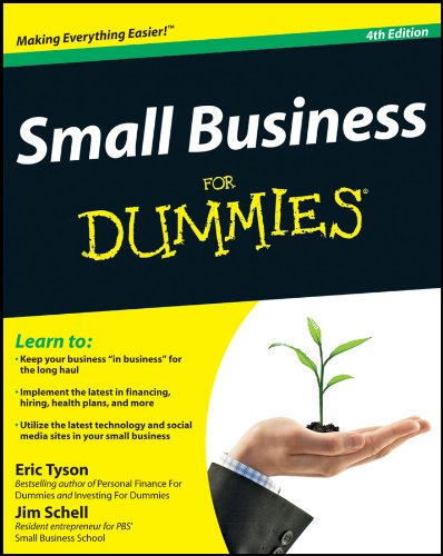 Pdf file entrepreneurial small business 4th edition sample chapter.