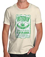 Twisted Envy Men's Amsterdam Cotton T-Shirt