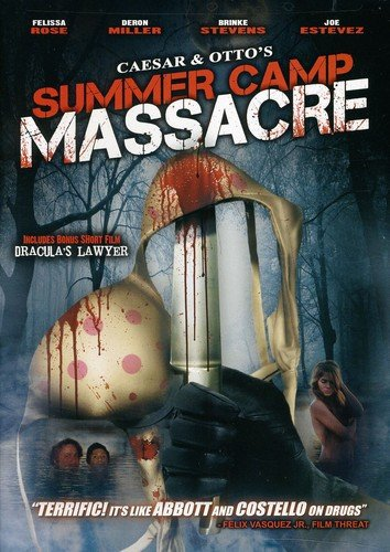 Bild von Caesar & Otto's Summer Camp Massacre [DVD] [Import]