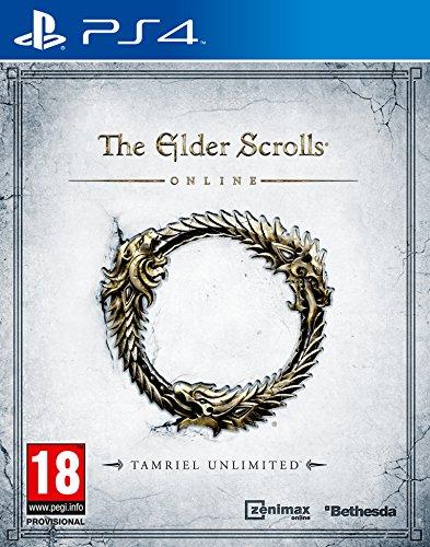 The Elder Scrolls Online (Playstation 4) [Edizione: Regno Unito]