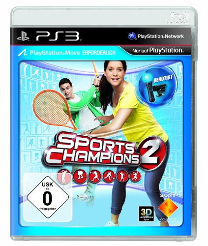 Sony Computer Entertainment Sports Champions 2 (Move)