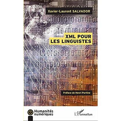 XML pour les linguistes (Humanités numériques)