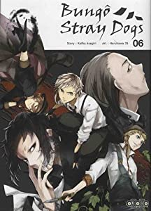 Bungô stray dogs Edition simple Tome 6