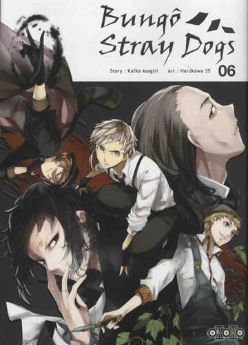 Bungô stray dogs, Tome 6 :