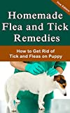 Homemade Flea and Tick Remedies: How to Get Rid of Tick and Fleas on Puppy