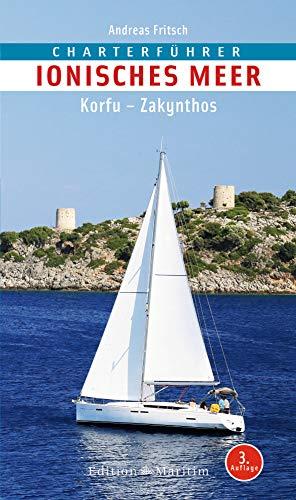 Charterführer Ionisches Meer: Korfu - Zakynthos